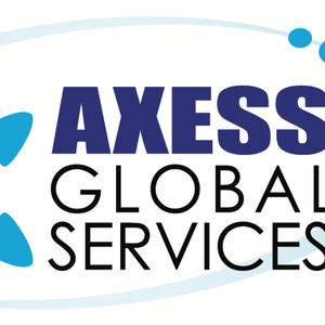 AXESS GLOBAL SERVICES logo
