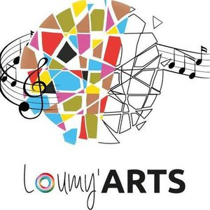 LOUMY'ARTS logo