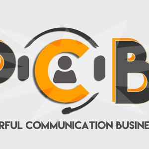 POWERFUL COMMUNICATION BUSINESS logo