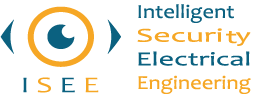ISEE SECURITY logo