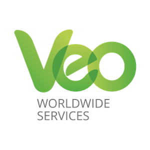 VEO WORLDWIDE SERVICES logo