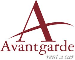 AVANTGARDE RENT A CAR logo