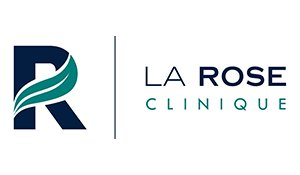 CLINIQUE LA ROSE logo