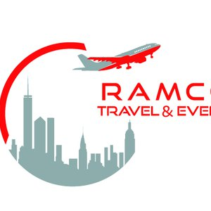 RAMCO TRAVEL AND EVENTS logo