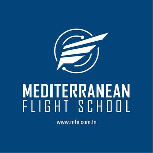 MFS MEDITERRANEAN FLIGHT SCHOOL logo