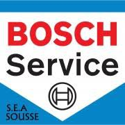 SEA BOSCH CAR SERVICE logo