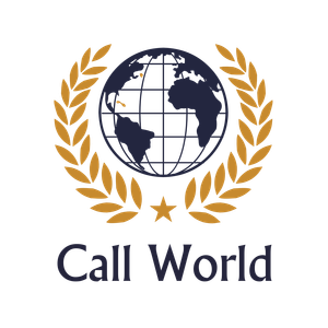 CALL WORLD logo