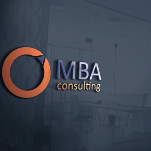 MBACONSULTING logo