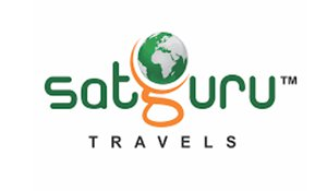 SATGURU TRAVEL logo