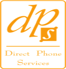 DIRECT PHONE SERVICES  logo