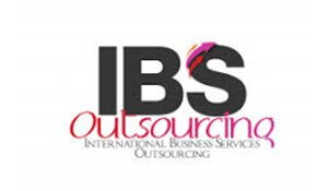 INTERNATIONAL BUSINESS SERVICES OUTSOURCING logo