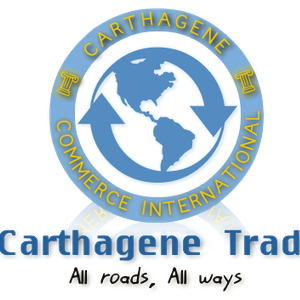 CARTHAGENE COMMERCE INTERNATIONAL logo