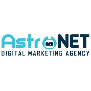 ASTRONET DIGITAL AGENCY logo