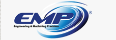 ENGIEERING  MACHINING PRECISION EMP logo