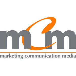 MCM MARKETING COMMUNICATION MEDIA logo