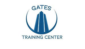 GATES TRAINING logo