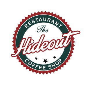 THE HIDEOUT RESTAURANT  logo