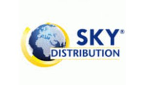 SKY DISTRTIBUTION logo