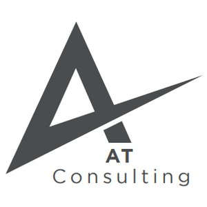 AT CONSULTING logo