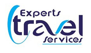EXPERTS TRAVEL SERVICES logo
