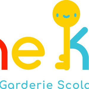 GARDERIE THE KEY logo