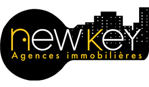 IMMOBILIERE NEW KEY logo