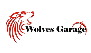 WOLVES GARAGE logo