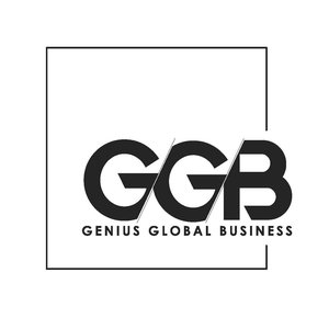 GENIUS GLOBAL BUSINESS logo