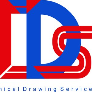 TDS TECHNICAL DRAWING SERVICE logo