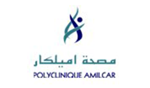 POLYCLINIQUE AMILCAR logo