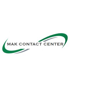 MAK CONTACT CENTER logo