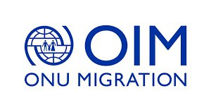 ORGANISATION INTERNATIONALE POUR LA MIGRATION logo