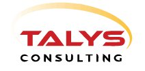 TALYS CONSULTING logo