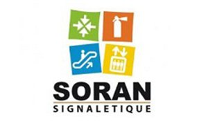 SORAN SIGNALETIQUE logo