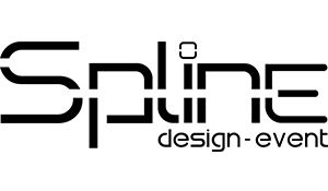 SPLINE Design logo