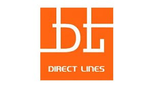 DIRECT LINES logo