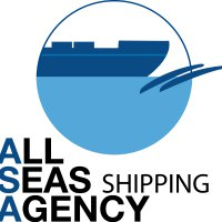 ALL SEAS SHIPPNG AGENCY  logo