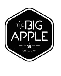 THE BIG APPLE logo