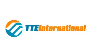 TTE INTERNATIONAL logo