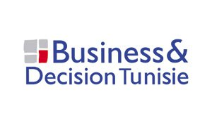 BUSINESS & DECISION TUNISIE logo