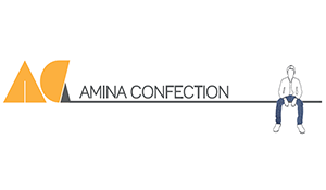 AMINA CONFECTION  logo