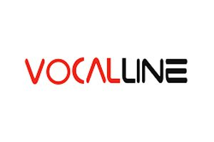 VOCALLINE logo