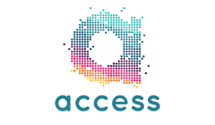 ACCESS ADVERTISING AGENCY logo