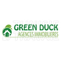 AGENCE IMMOBILIÈRE GREEN DUCK  logo